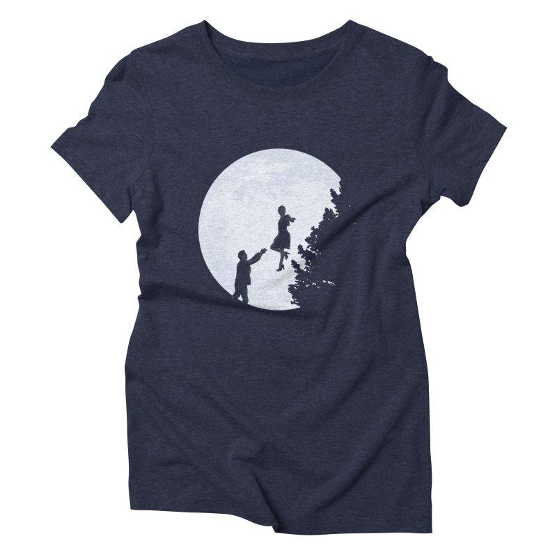 L.A. Women's Triblend T-shirt by Rodrigobhz