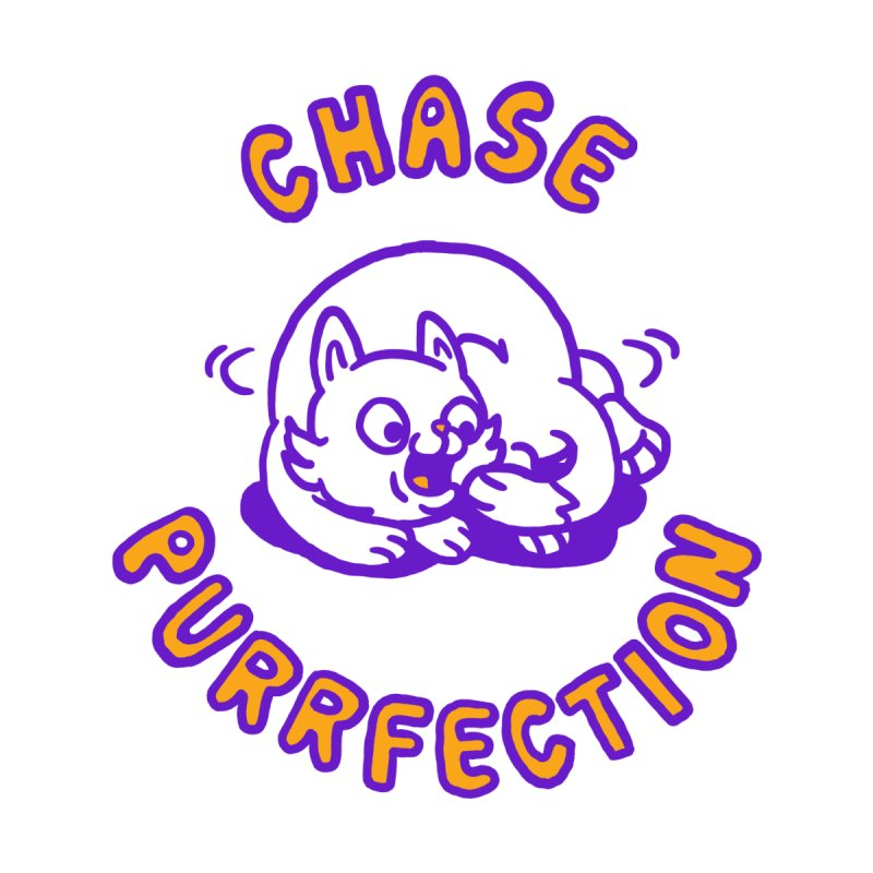 Chase purrfection Accessories Phone Case by Rodrigobhz