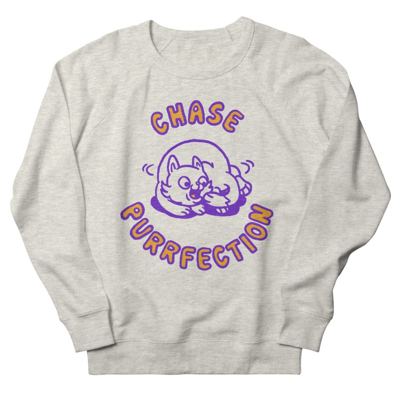 Chase purrfection Men's Sweatshirt by Rodrigobhz