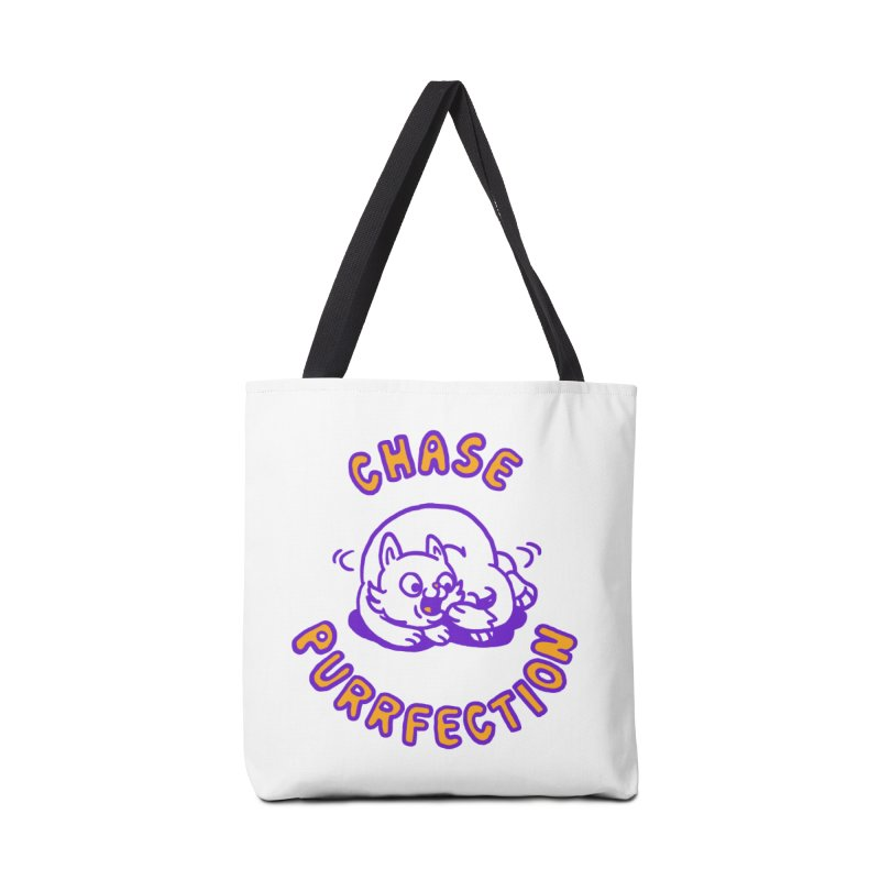 Chase purrfection Accessories Bag by Rodrigobhz
