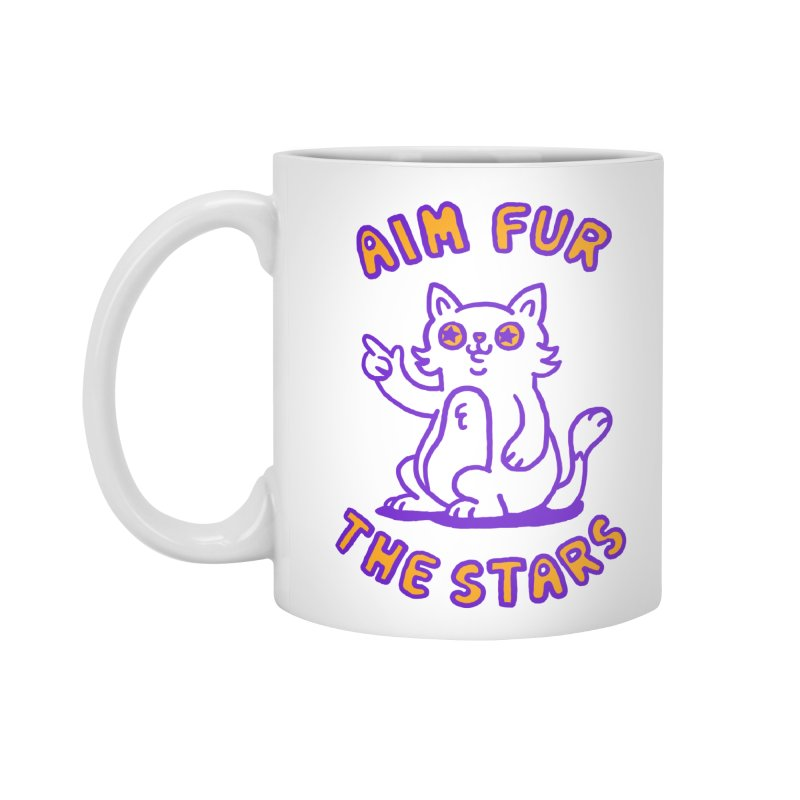 Aim fur the stars Accessories Mug by Rodrigobhz