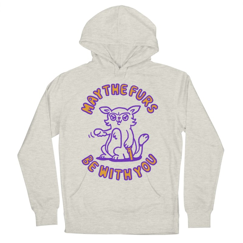 May the furs be with you Women's Pullover Hoody by Rodrigobhz