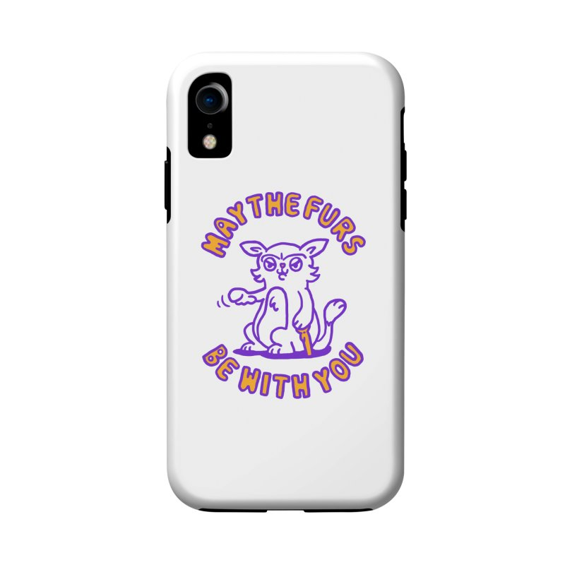 May the furs be with you Accessories Phone Case by Rodrigobhz