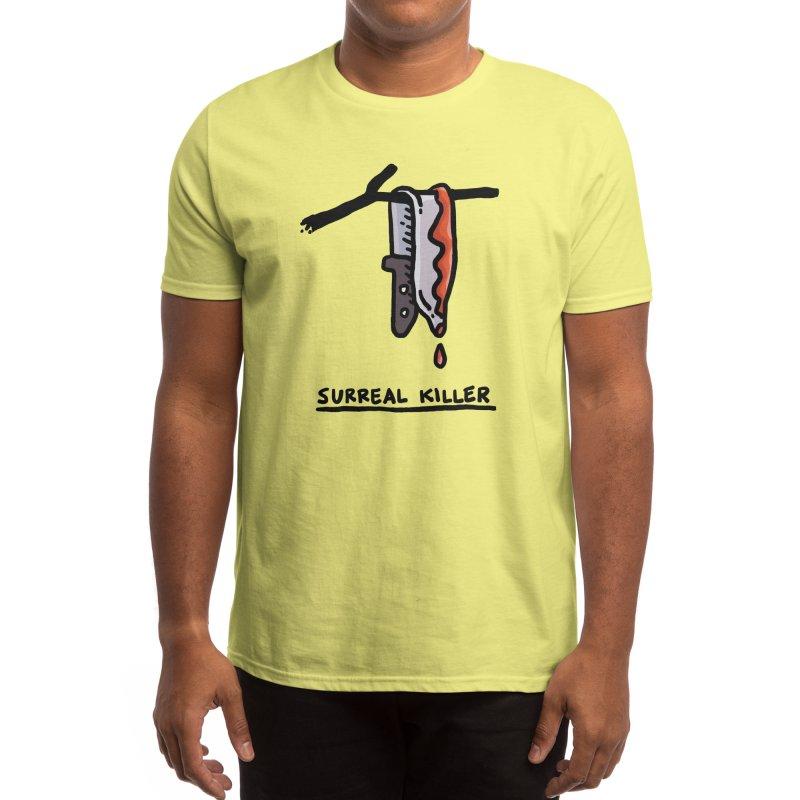 Surreal Killer Men's T-Shirt by Rodrigobhz