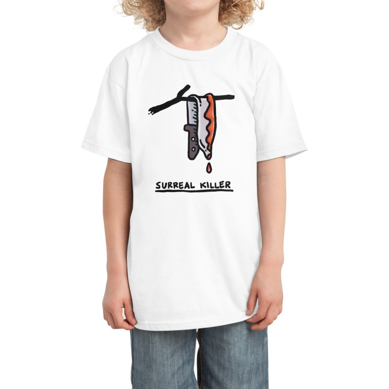 Surreal Killer Kids T-Shirt by Rodrigobhz