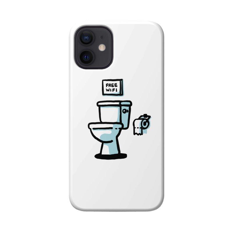 Free Wifi Accessories Phone Case by Rodrigobhz