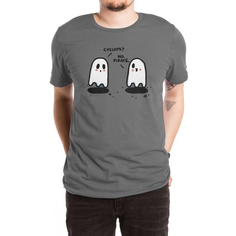 Pirate Men's T-Shirt by Rodrigobhz