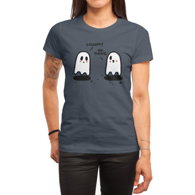 Pirate Women's T-Shirt by Rodrigobhz