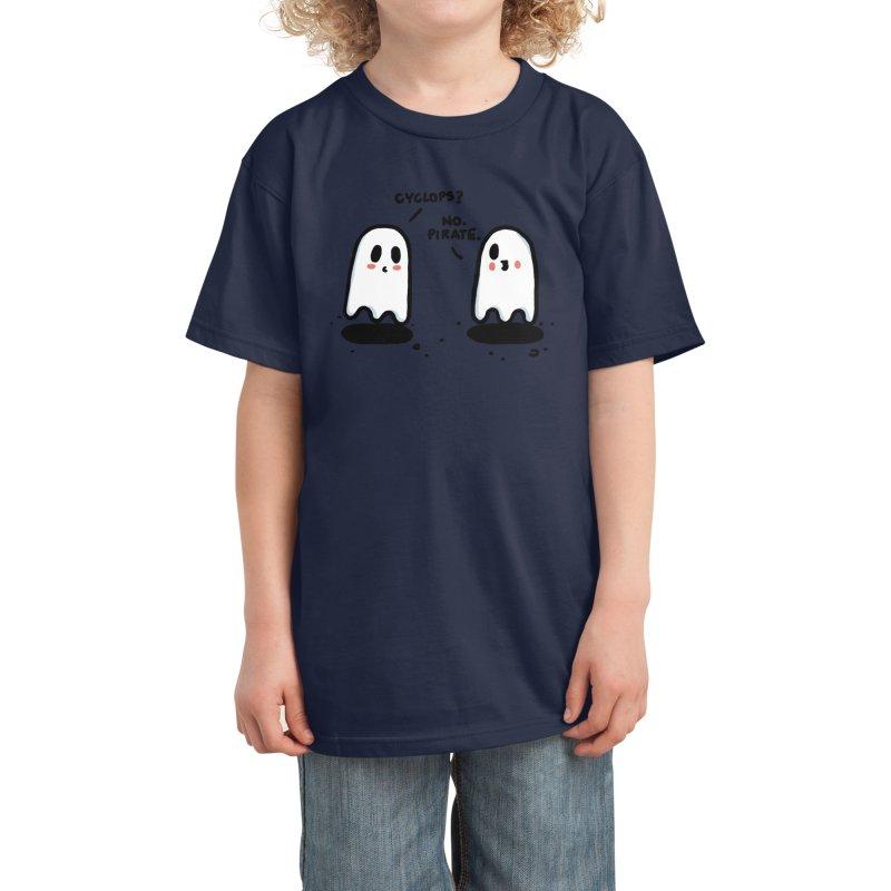 Pirate Kids T-Shirt by Rodrigobhz