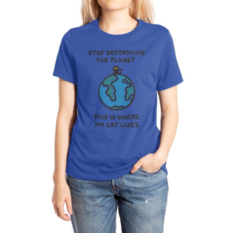 Just stop Women's T-Shirt by Rodrigobhz