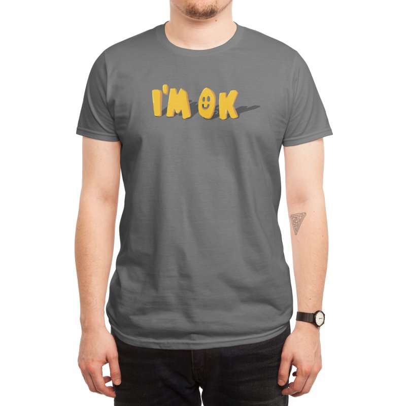 Are you? Men's T-Shirt by Rodrigobhz