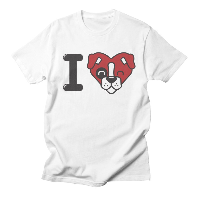 Dog person Men's T-Shirt by Rodrigobhz