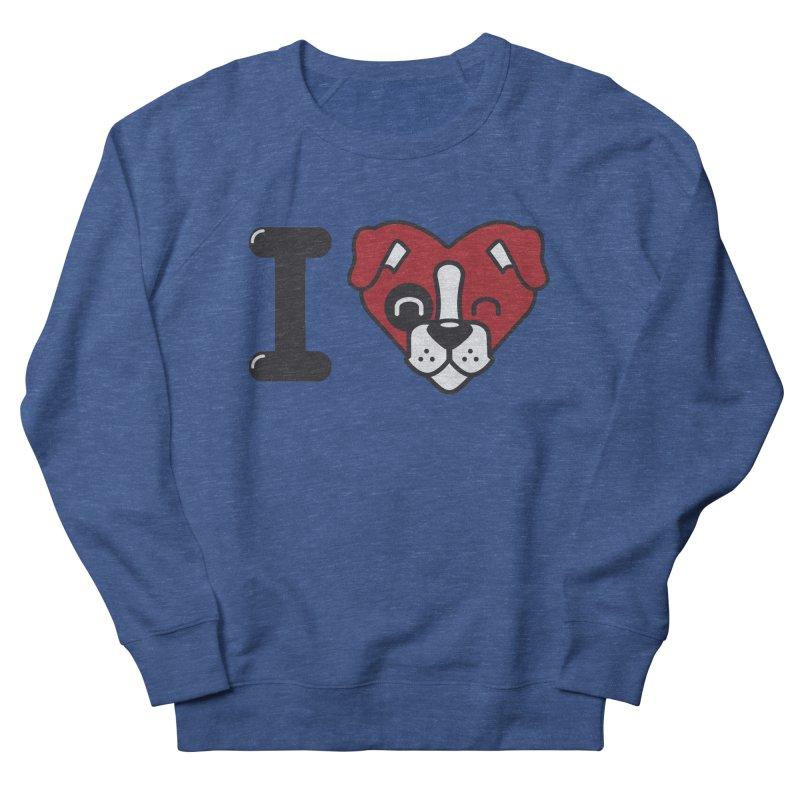 Dog person Men's Sweatshirt by Rodrigobhz