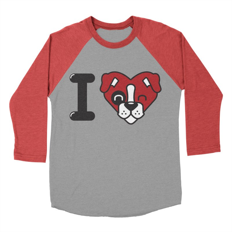 Dog person Men's Longsleeve T-Shirt by Rodrigobhz