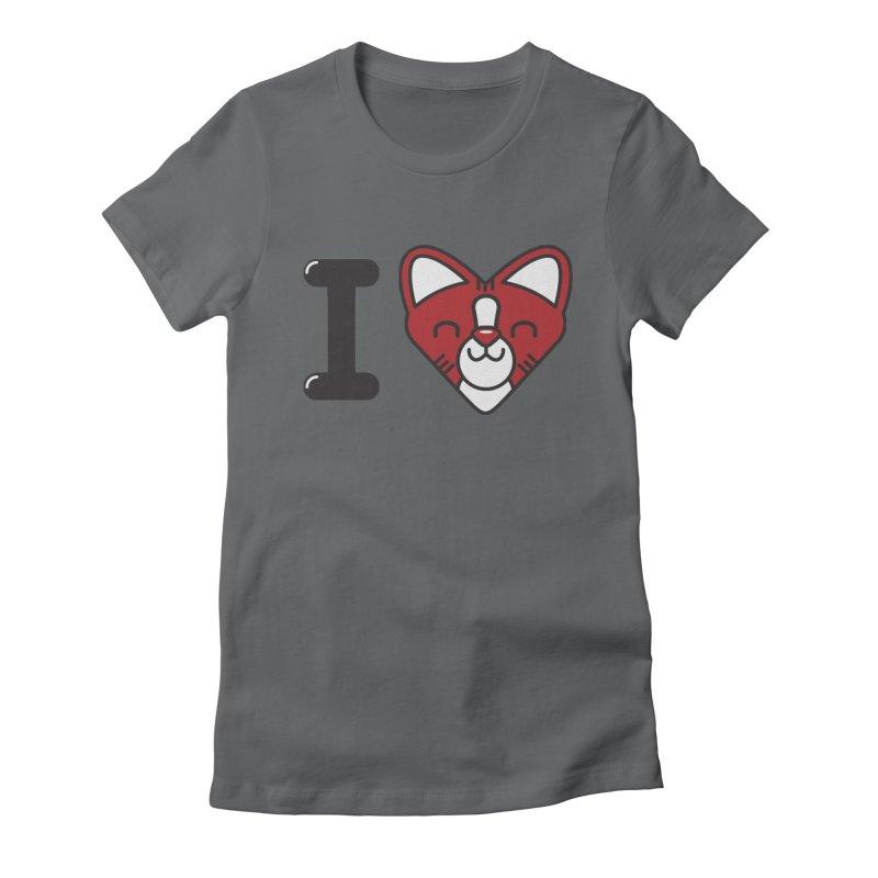 Cat person Women's T-Shirt by Rodrigobhz