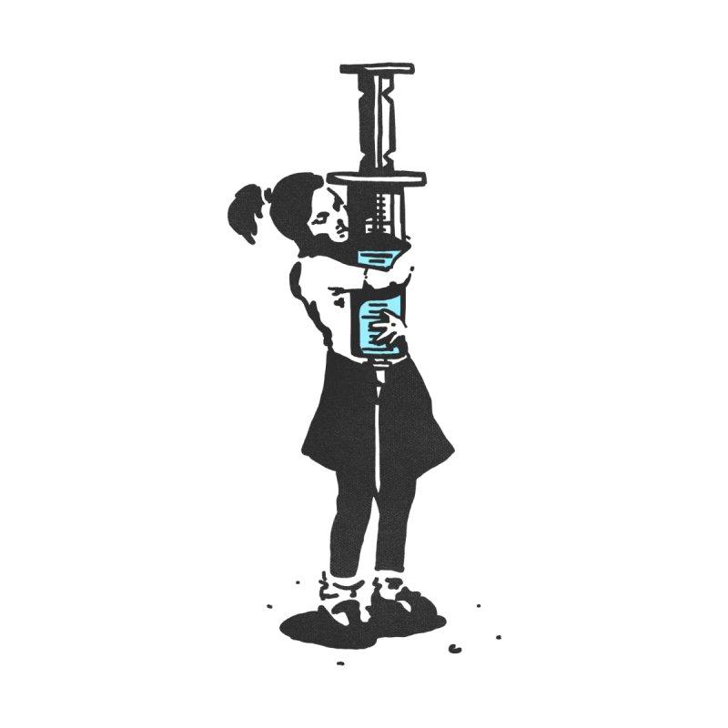 Vax lover Men's T-Shirt by Rodrigobhz