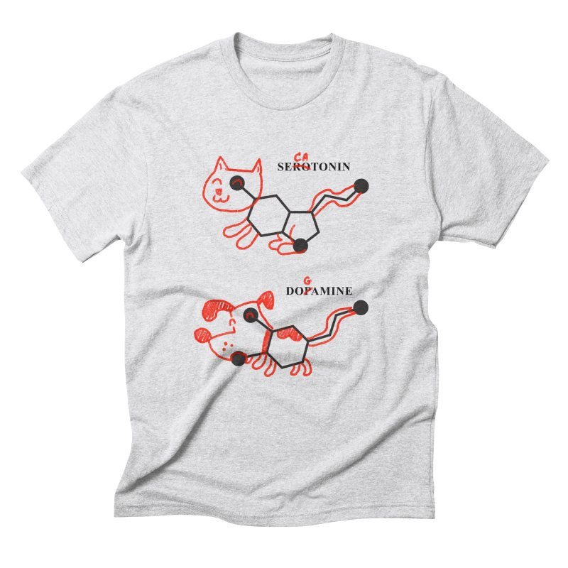 The Hormones of Happiness Men's T-Shirt by Rodrigobhz