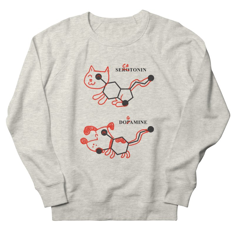 The Hormones of Happiness Women's French Terry Sweatshirt by Rodrigobhz