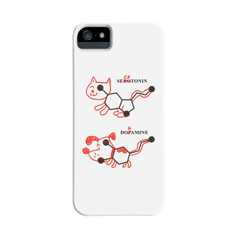 The Hormones of Happiness Accessories Phone Case by Rodrigobhz