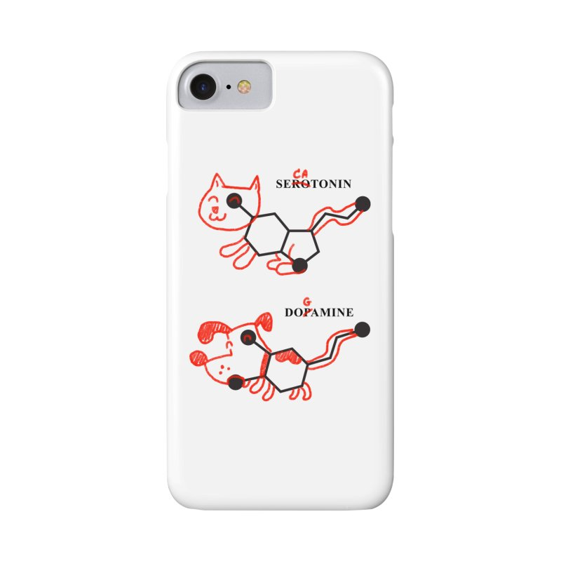 The Hormones of Happiness Accessories Phone Case by Rodrigobhz