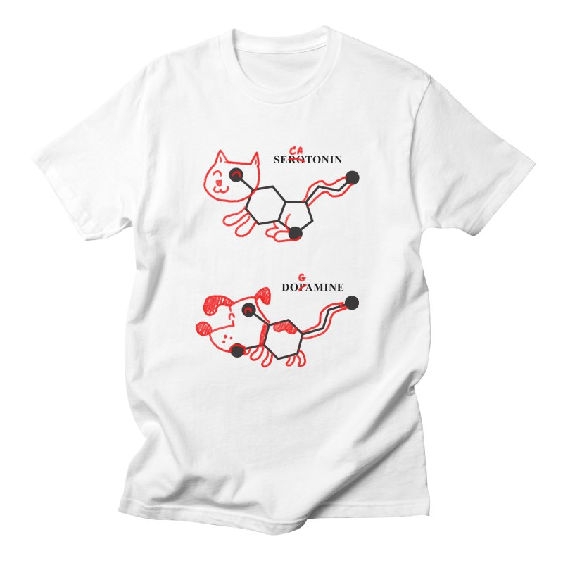 The Hormones of Happiness Women's Unisex T-Shirt by Rodrigobhz
