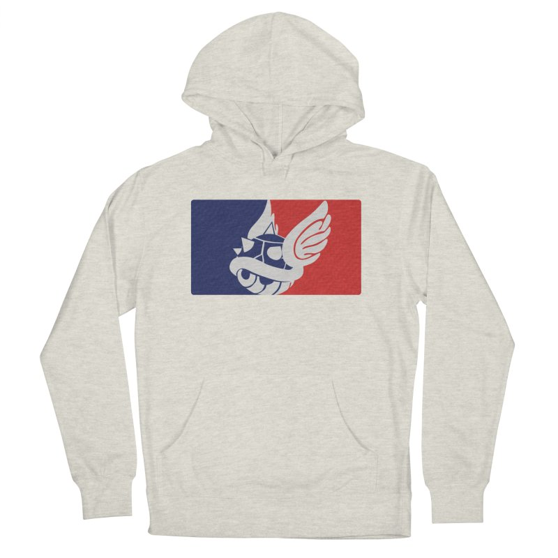NMKL Men's French Terry Pullover Hoody by Rodrigobhz