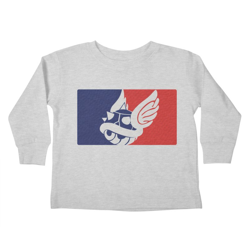 NMKL Kids Toddler Longsleeve T-Shirt by Rodrigobhz