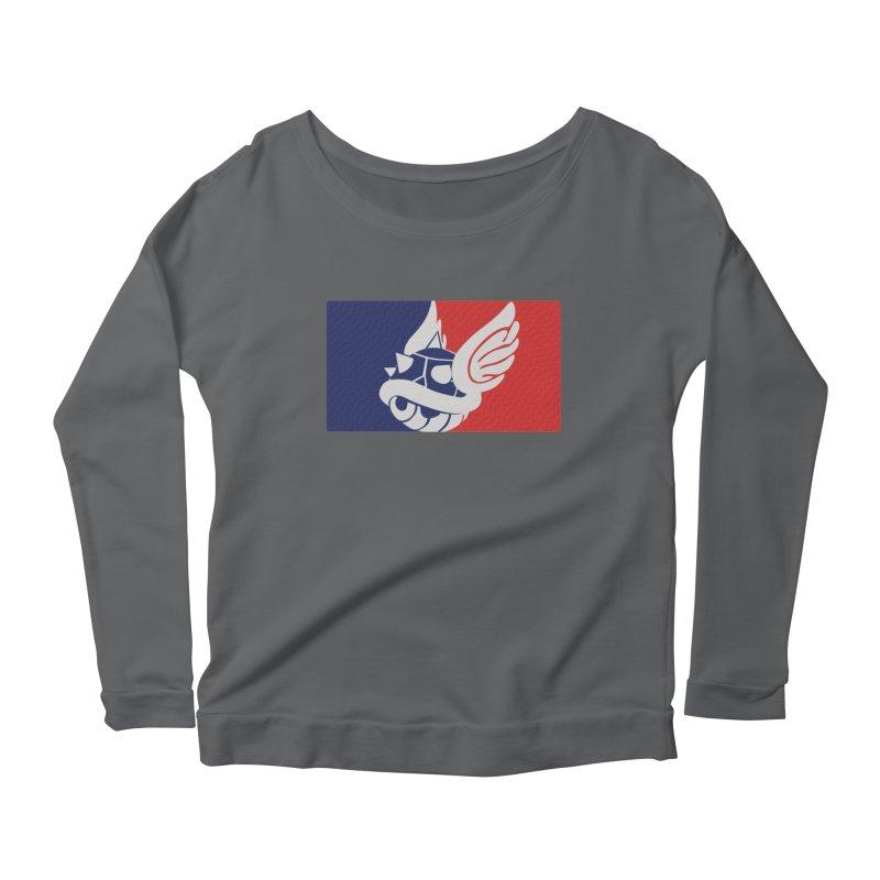 NMKL Women's Scoop Neck Longsleeve T-Shirt by Rodrigobhz