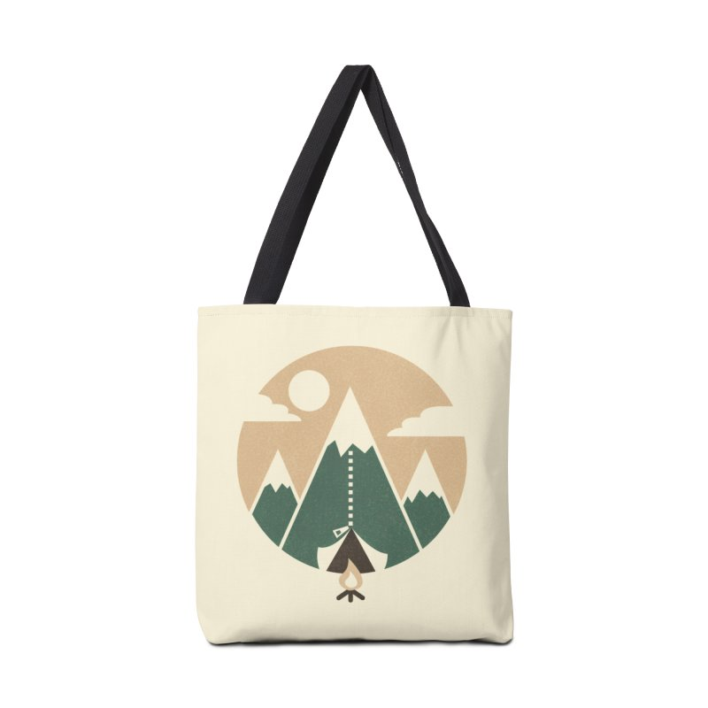 Mountain tent Accessories Bag by Rodrigobhz