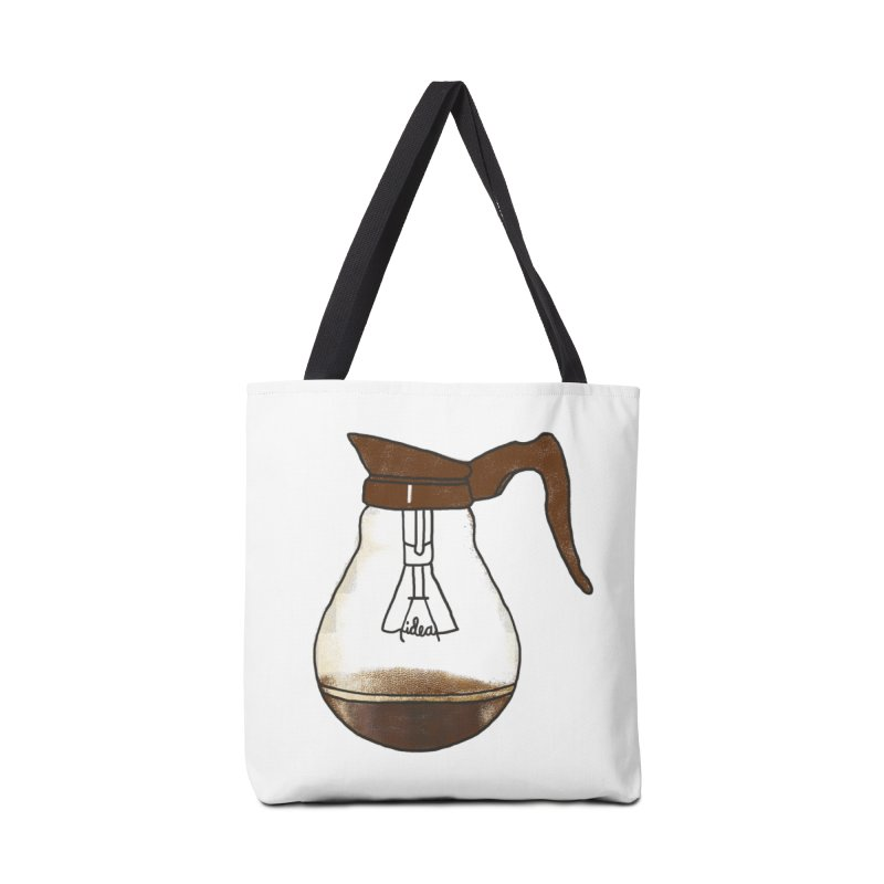 Coffee is always a good idea Accessories Bag by Rodrigobhz