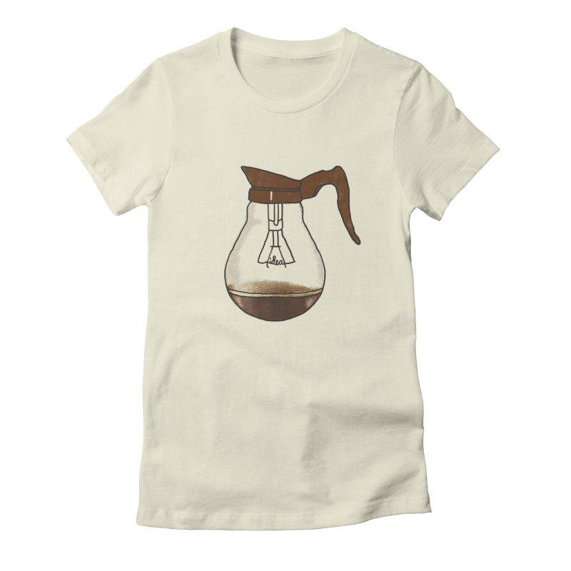 Coffee is always a good idea Women's T-Shirt by Rodrigobhz