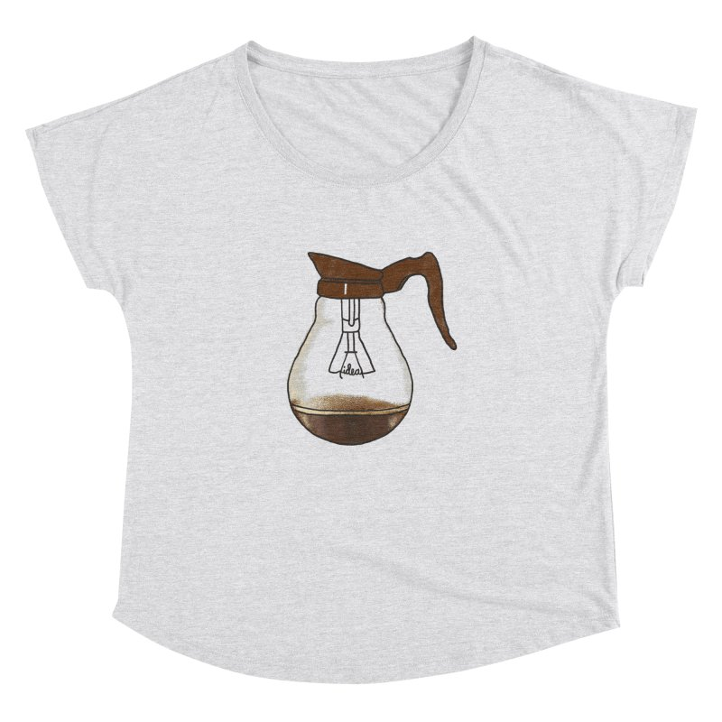 Coffee is always a good idea Women's Dolman by Rodrigobhz