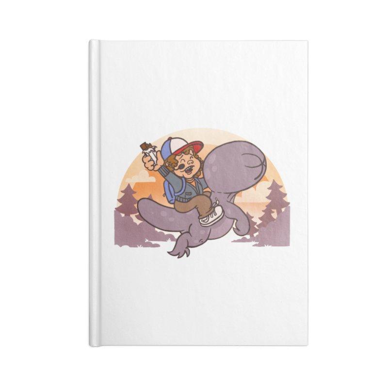 Stranger Bros Accessories Notebook by Rodrigobhz