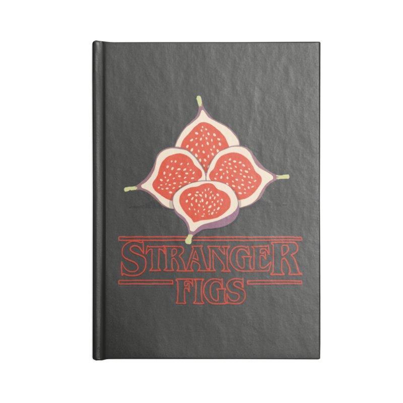 Stranger Figs Accessories Notebook by Rodrigobhz