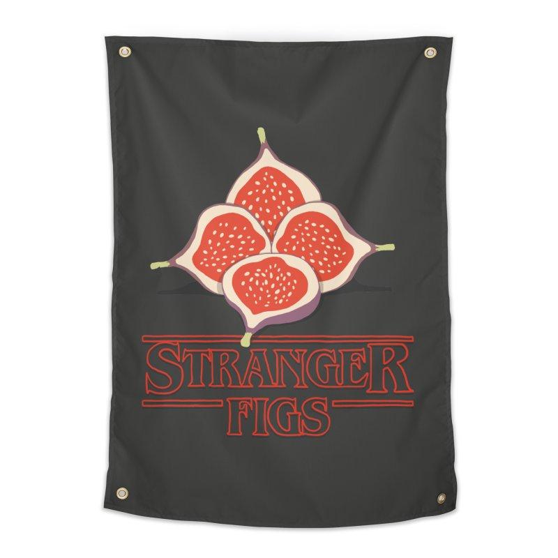 Stranger Figs Home Tapestry by Rodrigobhz