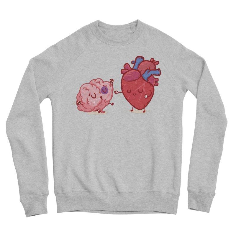 Reason vs Emotion Men's Sweatshirt by Rodrigobhz