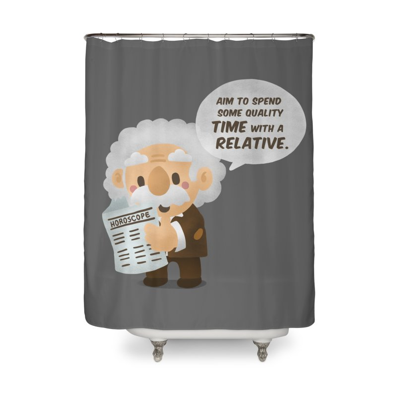 Inspiration Home Shower Curtain by Rodrigobhz