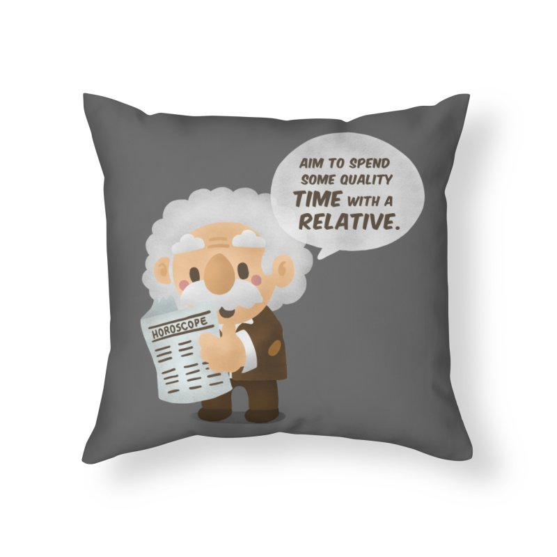 Inspiration Home Throw Pillow by Rodrigobhz