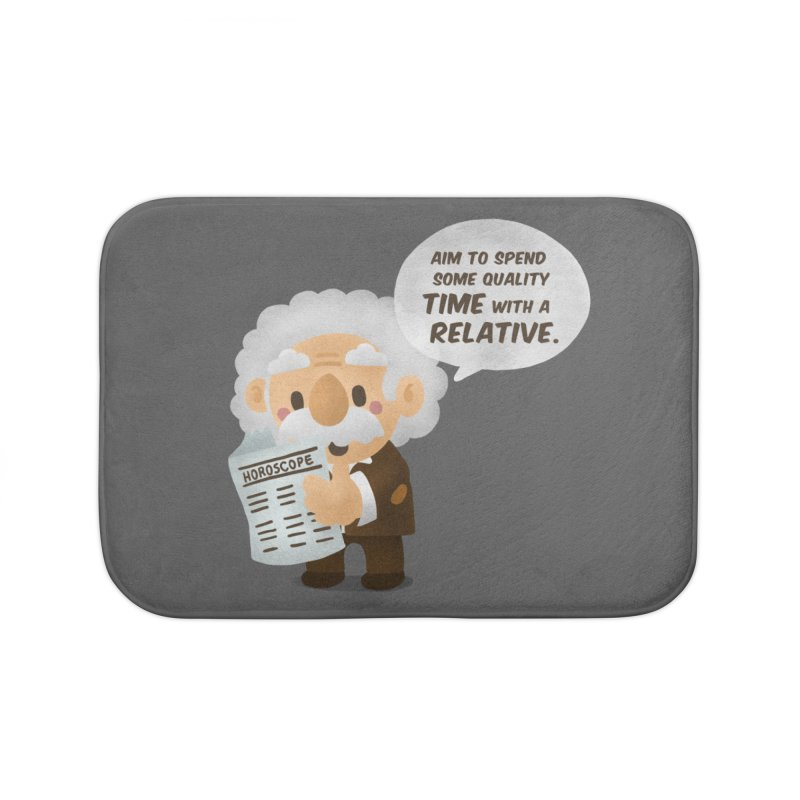 Inspiration Home Bath Mat by Rodrigobhz