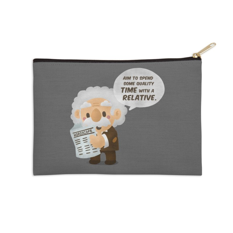 Inspiration Accessories Zip Pouch by Rodrigobhz