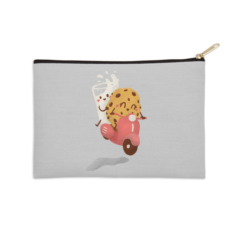 Roman holiday Accessories Zip Pouch by Rodrigobhz