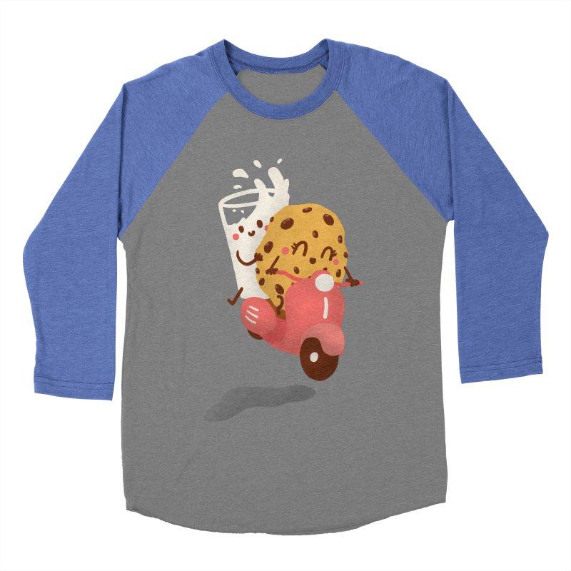Roman holiday Men's Baseball Triblend T-Shirt by Rodrigobhz