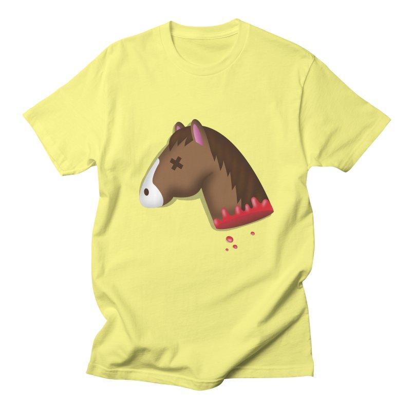 AN OFFER HE CAN'T REFUSE Women's Regular Unisex T-Shirt by Rodrigobhz
