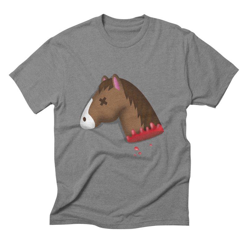 AN OFFER HE CAN'T REFUSE Men's Triblend T-Shirt by Rodrigobhz