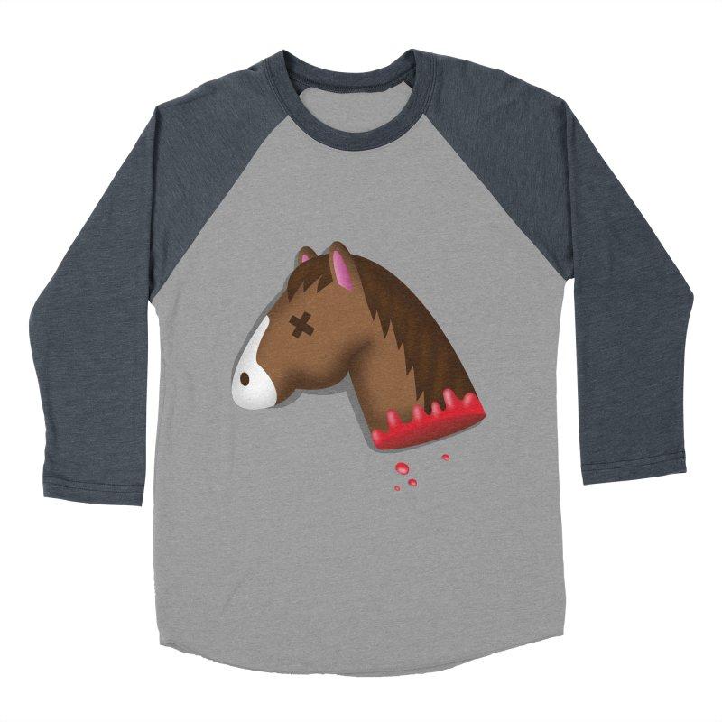 AN OFFER HE CAN'T REFUSE Women's Baseball Triblend Longsleeve T-Shirt by Rodrigobhz