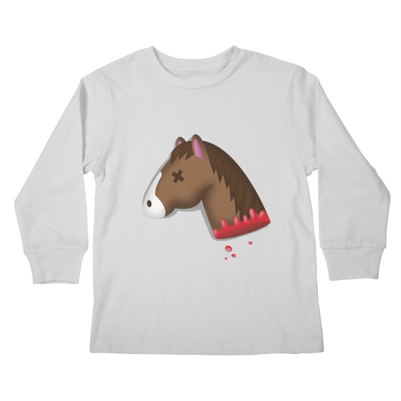 AN OFFER HE CAN'T REFUSE Kids Longsleeve T-Shirt by Rodrigobhz