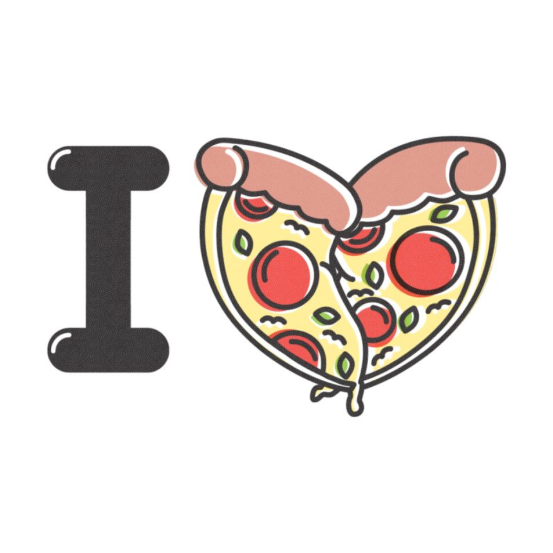 I heart Pizza   by Rodrigobhz