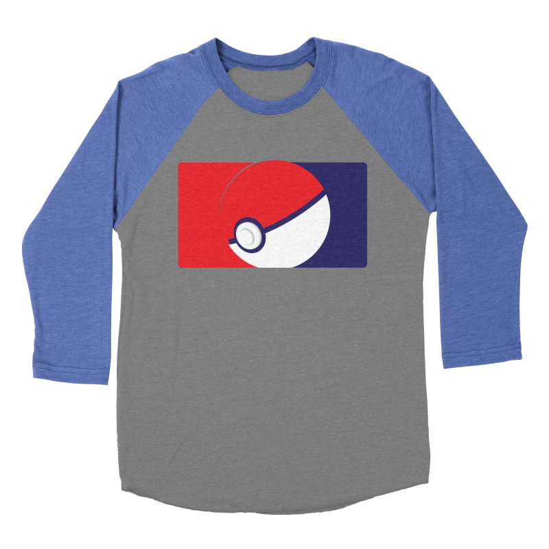 NPL Women's Baseball Triblend T-Shirt by Rodrigobhz