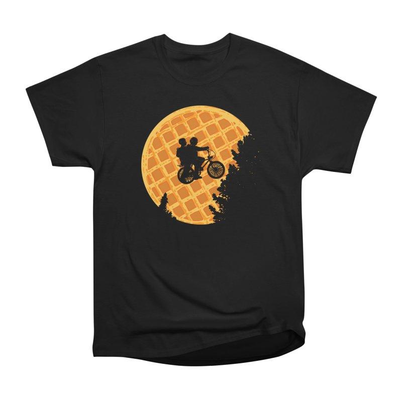 S.T. Stranger Things Men's T-Shirt by Rodrigobhz