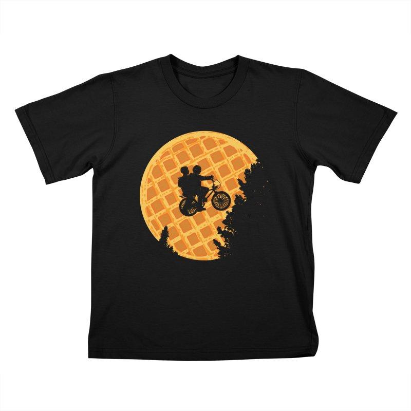 S.T. Stranger Things Kids T-Shirt by Rodrigobhz